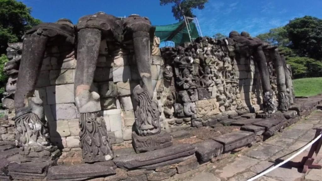 Quảng trường đấu voi