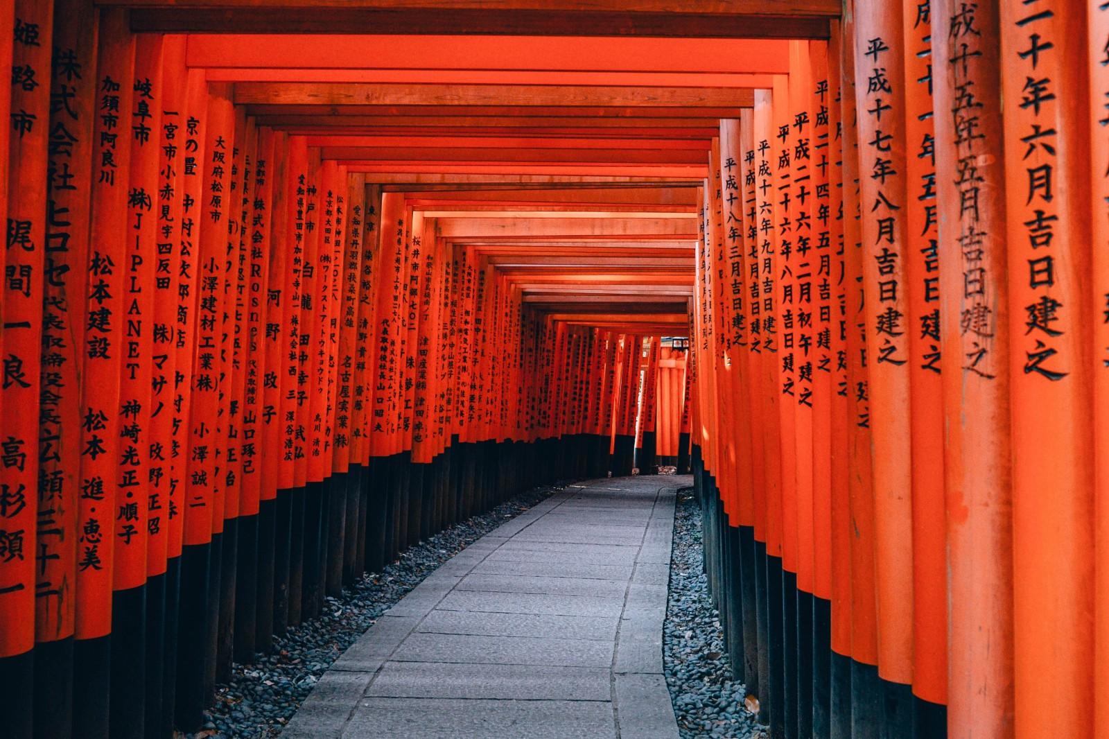 đền Fushimi Inari – Taisha