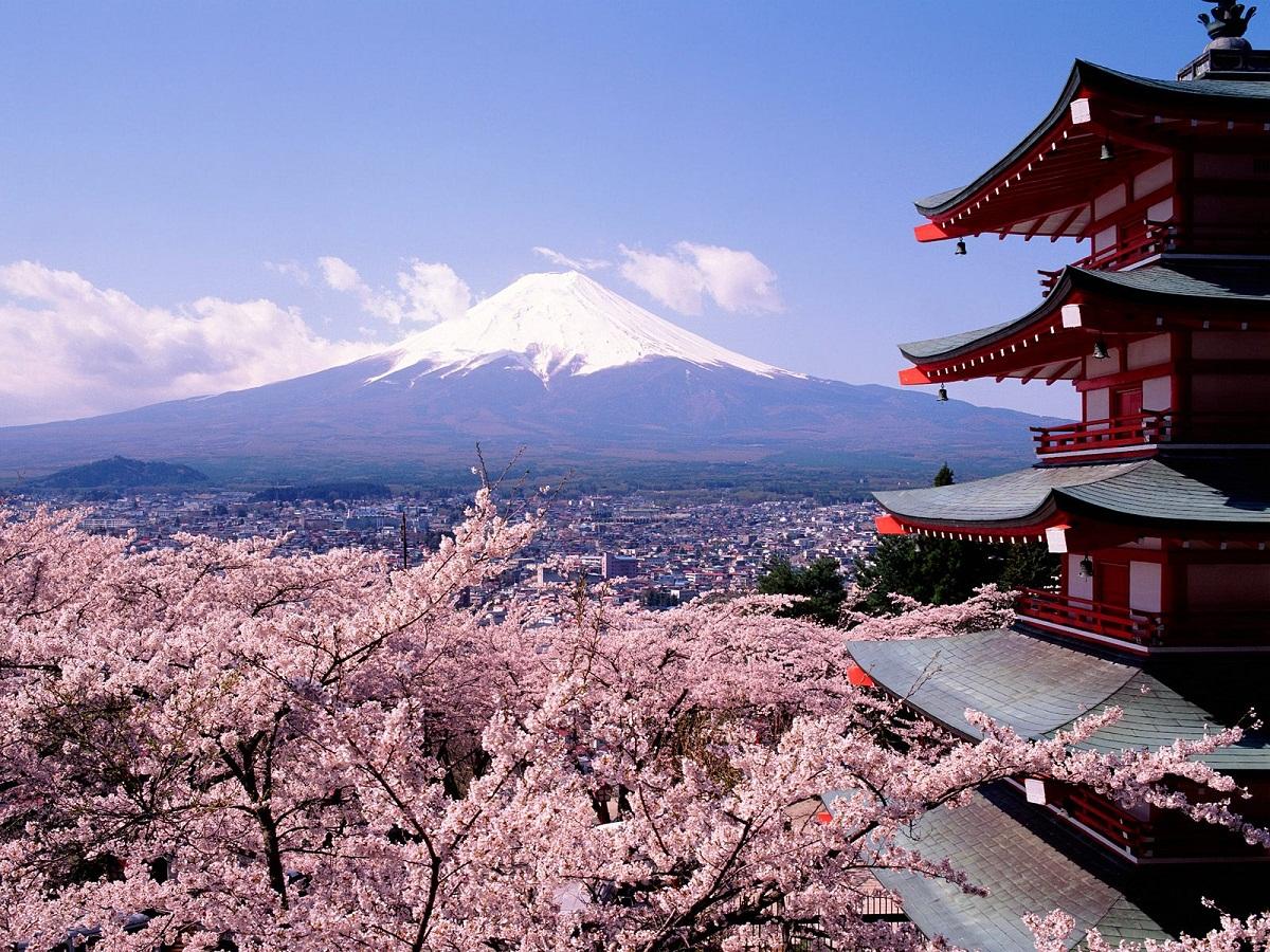 Nhật Bản: Kansai – Kyoto – Osaka – Toyohashi – Fuji Tokyo – Narita