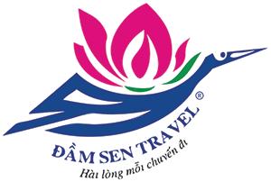 logo damsen travel