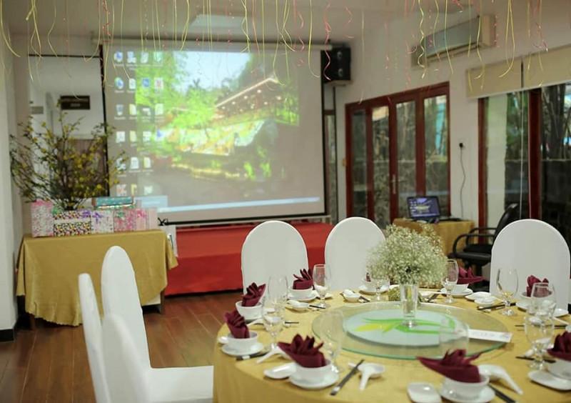 Phòng họp tổ chức hội nghị - sự kiện tại cafe Vườn Đá (sức chứa từ 30 - 80 khách) 1