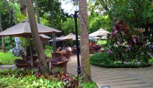 Phòng họp tổ chức hội nghị – sự kiện tại cafe Vườn Đá (sức chứa từ 30 – 80 khách)