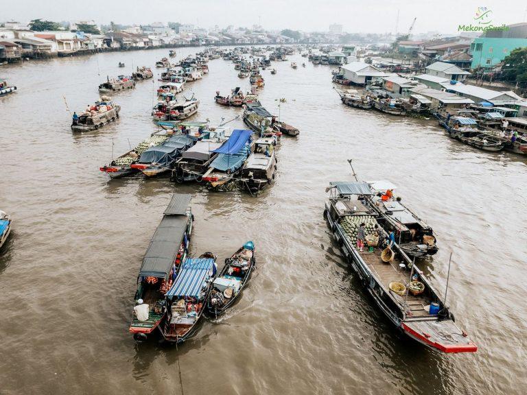 Hồ Chí Minh – Cần Thơ – Chợ Nổi Cái Răng Làng Du Lịch Mỹ Khánh (2 ngày 1 đêm)