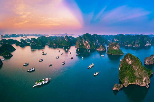 Sài Gòn - Hà Nội - Sapa - Lào Cai - Bái Đinh - Hạ Long 6