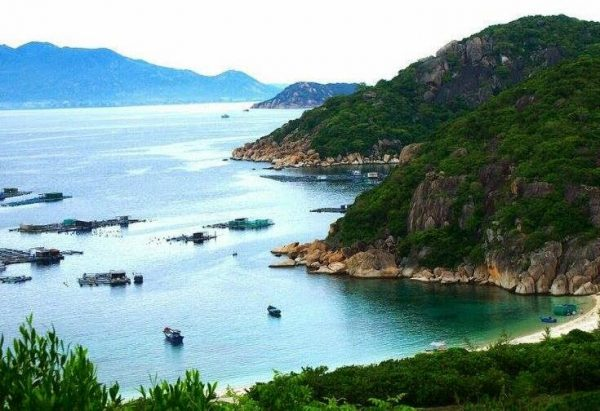 Đảo Bình Ba - Xe Giường nằm 2