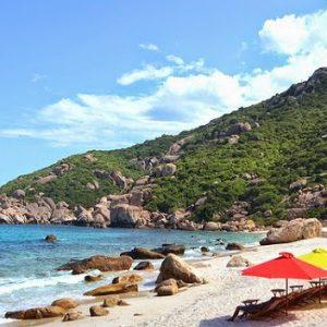 Đảo Bình Ba – Xe Giường nằm