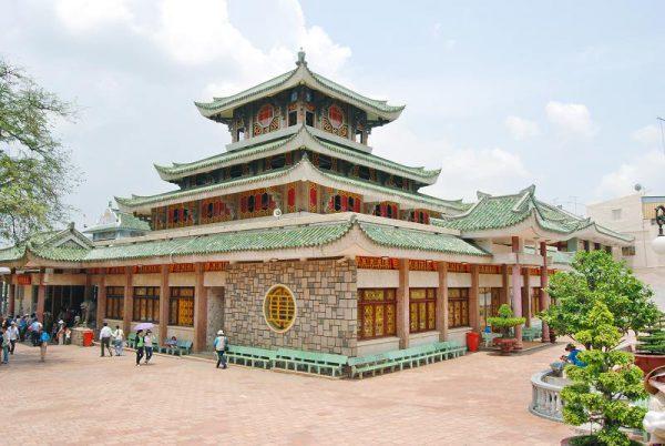 Châu Đốc - Núi Cấm - Chợ Tịnh Biên 3